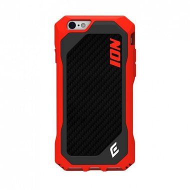 Element Case ION 6 Hoes Black Red voor iPhone 6