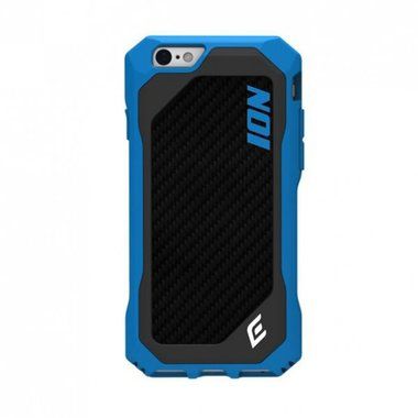 Element Case ION 6 Hoes Black Blue voor iPhone 6