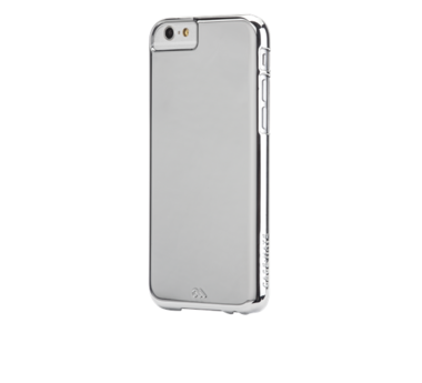 Case-Mate Barely There case Silver voor iPhone 6