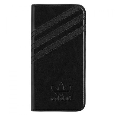 Adidas Originals Booklet Case Black/Black voor iPhone 6