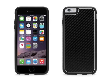 Griffin Identity Case Graphite Black / White voor iPhone 6 Plus