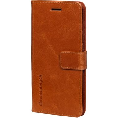 DBramante 1928 Leather Folio Case Copenhagen voor iPhone 6 Plus - Golden Tan