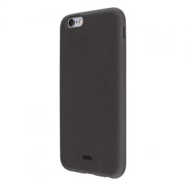 Artwizz SeeJacket Silicone Case Black voor iPhone 6 Plus