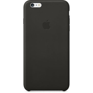 Apple iPhone 6 Plus Leather Case Black
