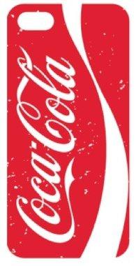 Coca Cola Hardcase voor iPhone 5 / 5S / 5SE