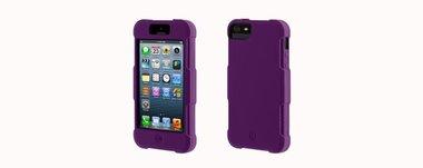 Griffin Protector Purple voor iPhone 5 / 5s / 5SE