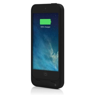 Incipio offGRID Express 2000 mAh Batterij Case Black voor iPhone 5 / 5s / 5SE