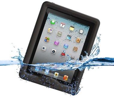 LifeProof Nüüd Hardcase Zwart voor iPad 2, 3 en 4