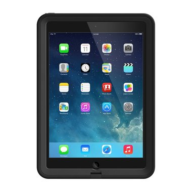 LifeProof Fre Case Zwart voor Apple iPad Air