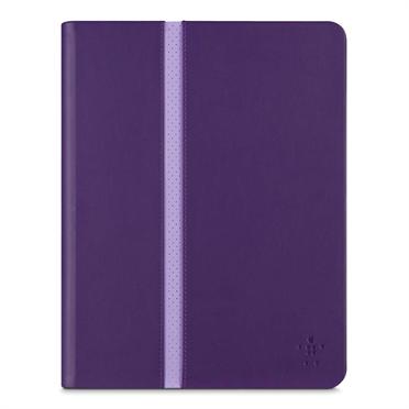 Belkin Cinema Stripe Cover Paars voor iPad Air 2, iPad Air & Ipad 9.7
