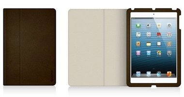Griffin Slim Folio Bruin voor iPad Mini