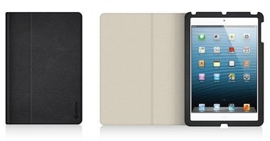 Griffin Slim Folio Zwart voor iPad Mini 1 t/m 3