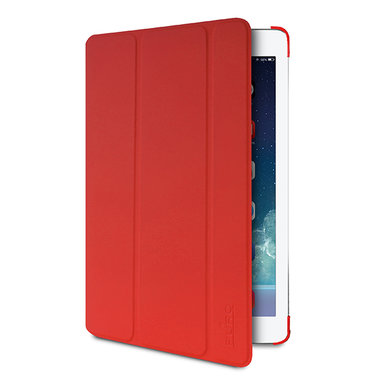 Puro Zeta Slim Case Red voor iPad mini 1 t/m 3