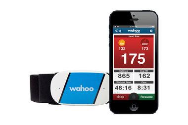 Wahoo TICKR Hartslagmeter met Bluetooth 4.0 en ANT+