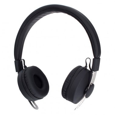XQISIT Bluetooth koptelefoon BH100 (zwart)