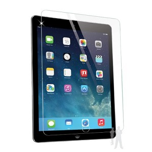 BodyGuardz Pure Glass Screenguardz Screenprotector voor iPad Air / Air 2