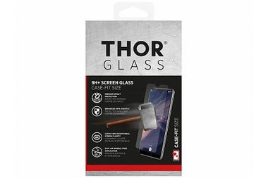 THOR Glass Case-Fit (transparant) voor iPhone 6 plus, 6s plus, 7 plus en 8 plus