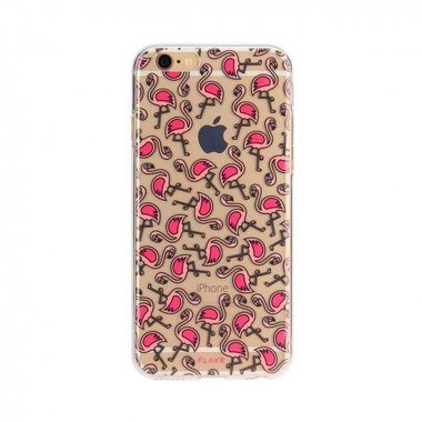 FLAVR iPlate Flamingos voor de iPhone 6/6S/7/8 (Colourful)