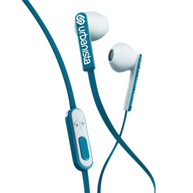 Urbanista San Francisco Blue Petroleum headset (blauw)