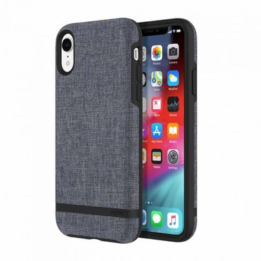 Incipio Carnaby Case (Esquire Series) Apple iPhone Xr (blauw)