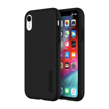 Incipio DualPro Case Apple iPhone Xr (zwart)