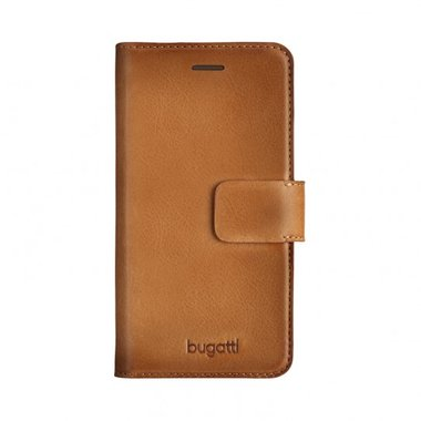 Bugatti Zurigo Wallet Cognac voor iPhone 7/8