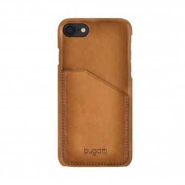 Bugatti Londra Leer Cognac voor iPhone 7/8
