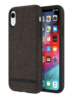 Incipio Carnaby Case (Esquire Series) Apple iPhone Xr (grijs)