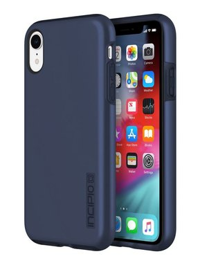 Incipio DualPro Case Apple iPhone Xr (Midnight blue)