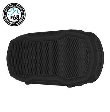 BRAVEN Ready Prime Outdoor Series Bluetooth Speaker | 4400mAh | IP68 | black/titanium