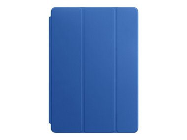 APPLE Leather Smart Cover for 10.5 inch iPad Pro - Electric Blue