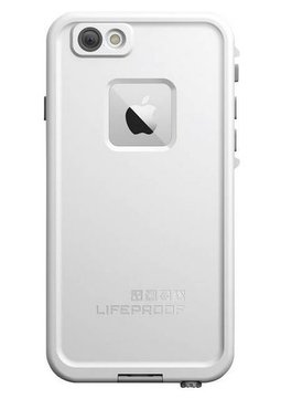 Lifeproof Fre Case wit voor iPhone 6 / 6s