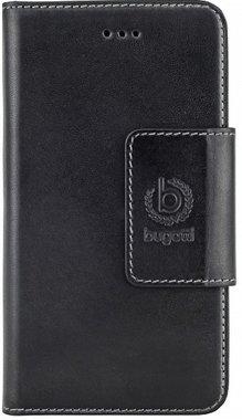 Bugatti BookCover Amsterdam voor de iPhone 6 Plus - Zwart