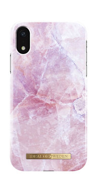 iDeal of Sweden Fashion Back Case Pink Marble voor iPhone Xr