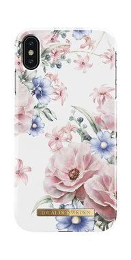 iDeal of Sweden Fashion Back Case Floral Romance voor iPhone Xs Max