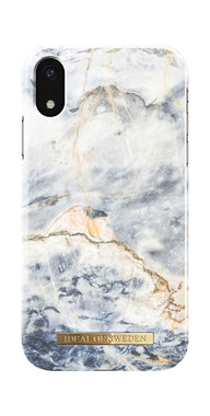 iDeal of Sweden Fashion Back Case Ocean Marble voor iPhone Xr