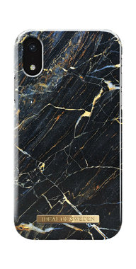 iDeal of Sweden Fashion Back Case Port Laurent Marble voor iPhone Xs Max