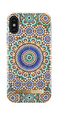 iDeal of Sweden Fashion Back Case Moroccan Zellige voor iPhone Xs | X