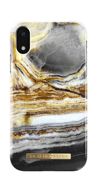 iDeal of Sweden Fashion Back Case Outer Space Agate voor iPhone Xr
