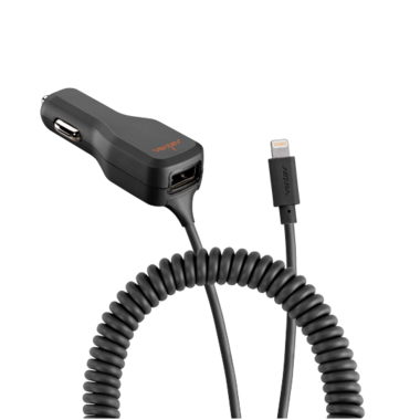 Ventev Dashport r2340c incl. lightning kabel 3ft (grijs)