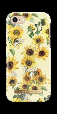 iDeal of Sweden iPhone 8 / 7 / 6S / 6 Fashion Back Case Sunflower Lemonade