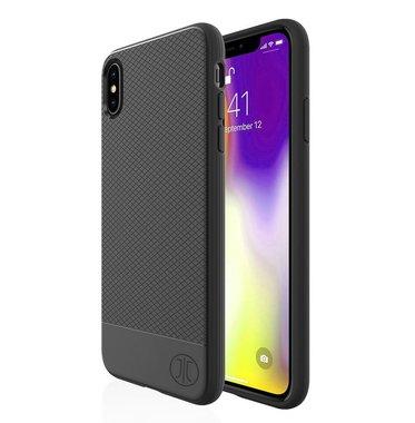 JT Berlin BackCase Pankow Soft voor iPhone XS Max (zwart)