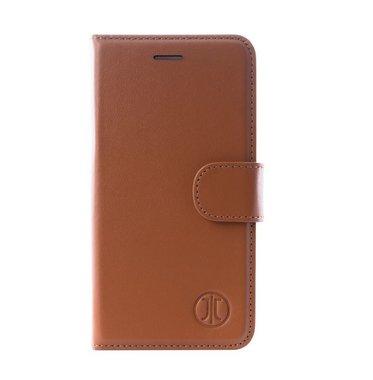JT Berlin LeatherBook Style voor de iPhone 6 / 6s (cognac)