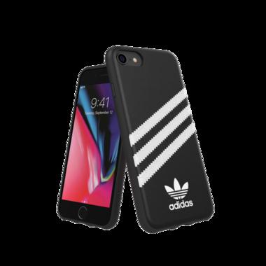 Adidas OR Moulded Case PU (zwart) voor iPhone 6/6s/7/8