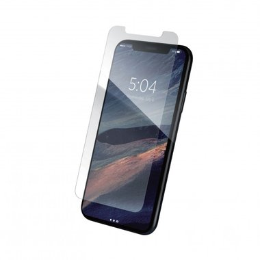 THOR Glass Screenprotector Case-Fit Easy Apply with Applicator (Transperant) voor de iPhone XS Max