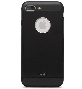 Moshi iPhone 8 Plus / 7 Plus iGlaze Armour Case Onxy Black