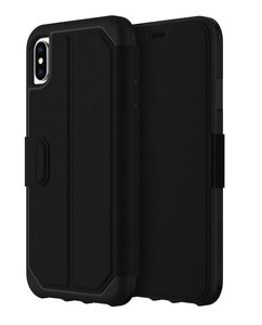 Griffin Survivor Strong Wallet | Apple iPhone Xs Max | schwarz | GIP-021-BLK