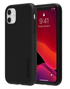 Incipio DualPro Case Apple iPhone 11 (zwart)