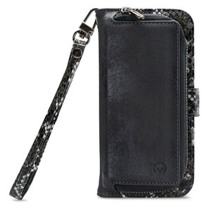 Mobilize 2in1 Gelly Wallet Zipper Case Apple iPhone 11 Black/Snake