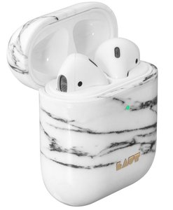 Huex Elements AirPods Marble White